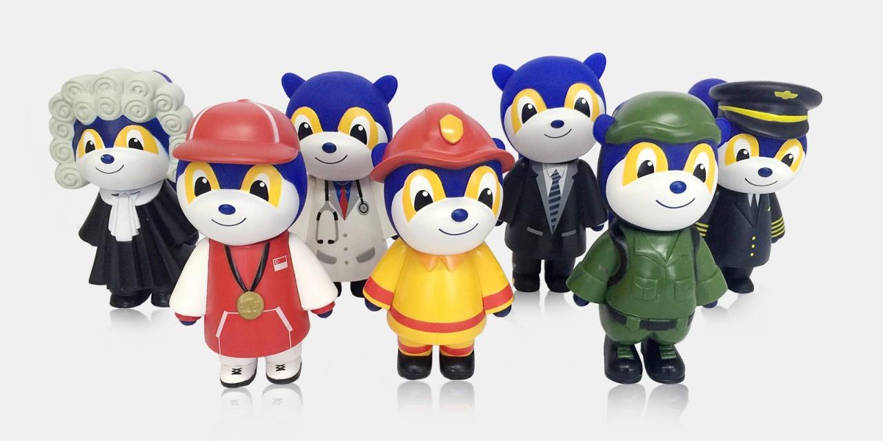 POSB Mascot Premiums