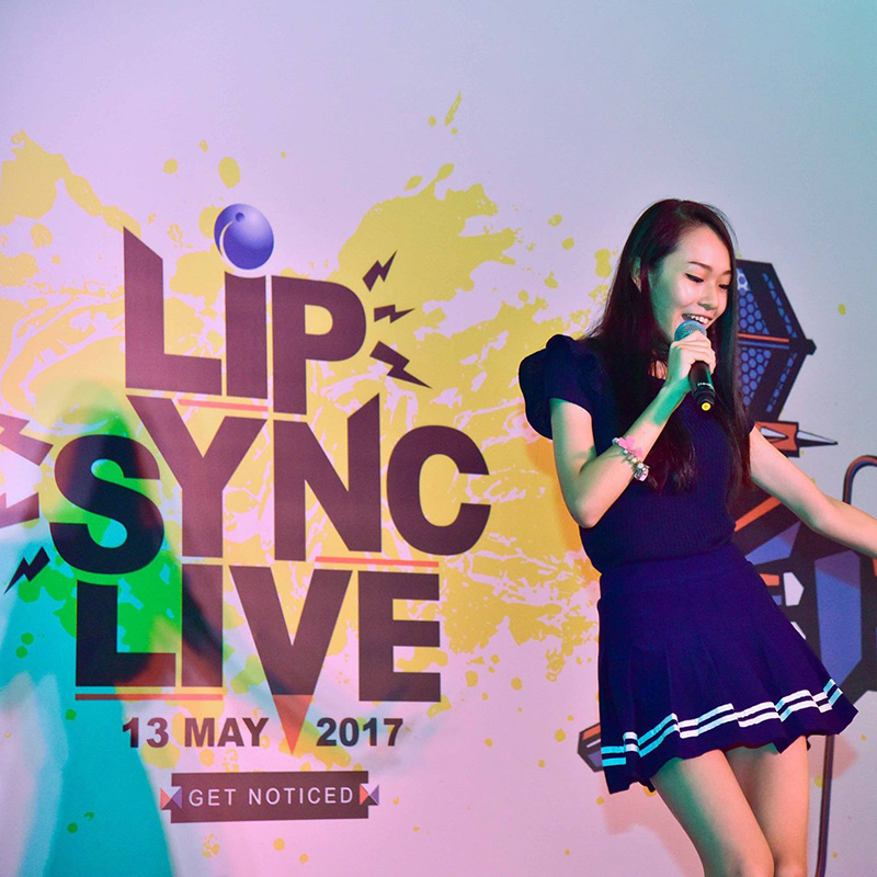 Cineleisure Lipsync Live Event Backdrop